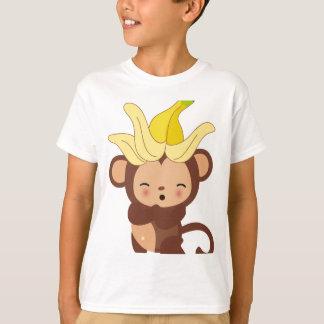 T-shirt Petite collection 108 de singe