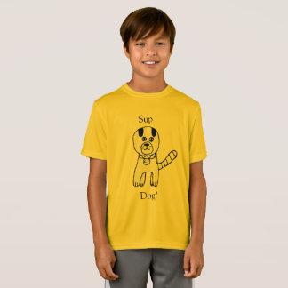 T-Shirt Petite gorgée, chien ? Création extraordinaire de