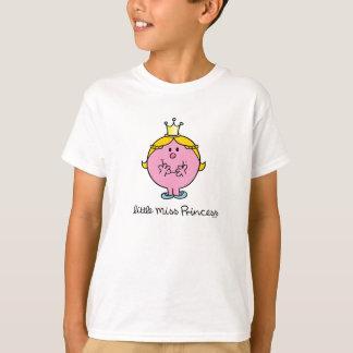 T-shirt Petite Mlle riante nerveusement le princesse