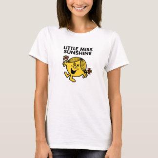T-shirt Petite Mlle Sunshine
