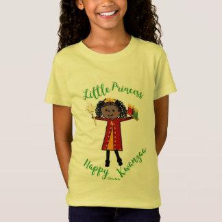 T-Shirt Petite princesse - Kwanzaa heureux
