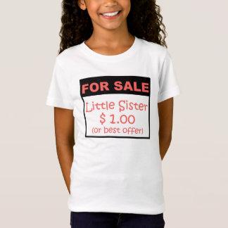T-Shirt Petite soeur à vendre