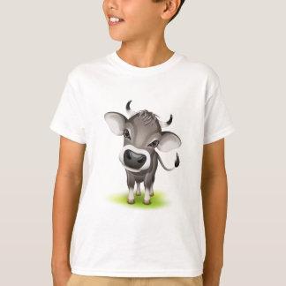 T-shirt Petite vache suisse
