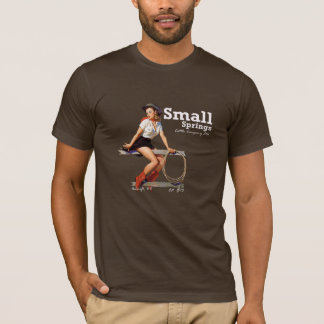 T-shirt Petits bétail Cie. de ressorts