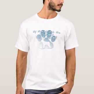 T-shirt Petits-enfants de DES Flandres de Bouvier