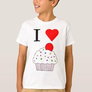 T-shirt Petits gâteaux du coeur I