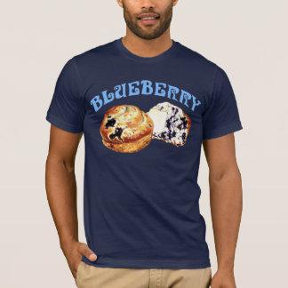 T-shirt Petits pains de myrtille