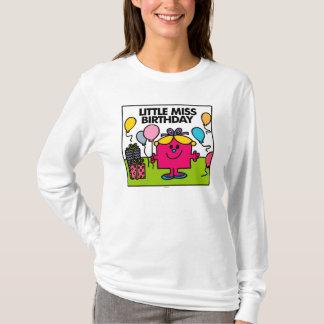 T-shirt Petits présents et ballons de Mlle Birthday |