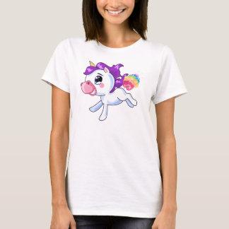 T-shirt Pets de licorne