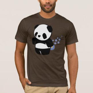 T-shirt Pets de panda