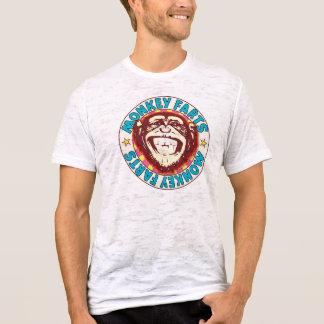T-shirt Pets de singe