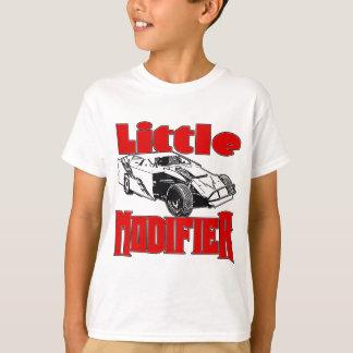 T-shirt Peu de modificateur - emballage modifié par saleté