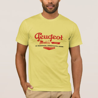 T-shirt Peugeot