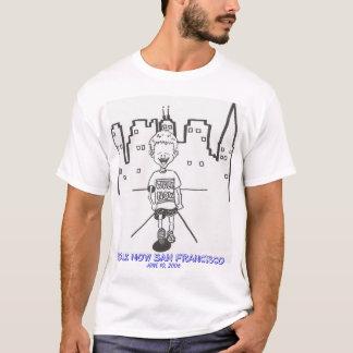 T-shirt PEUT marcher maintenant 2006