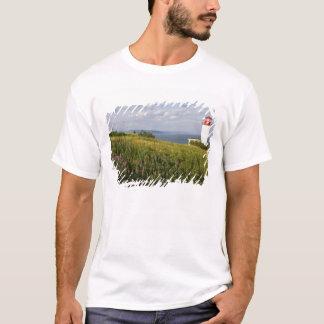 T-shirt Phare à St Martins, Nouveau Brunswick,