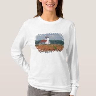 T-shirt Phare chez Umberland du nord sur prince Edouard
