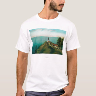 T-shirt Phare de Disappointmen de cap