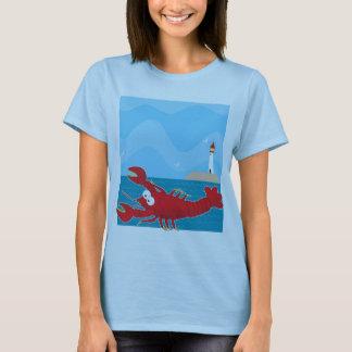 T-shirt Phare de homard