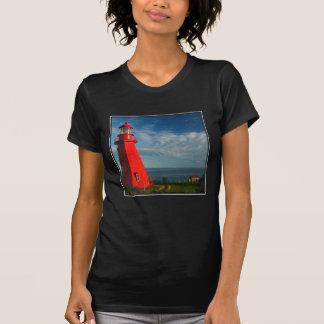 T-shirt Phare de Martre de La | Matane sur le Gaspé
