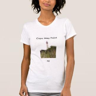 T-shirt Phare de point de Cape May