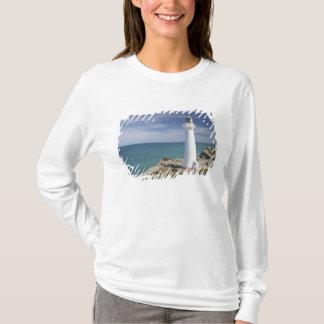 T-shirt Phare de point de château, Castlepoint, Wairarapa,