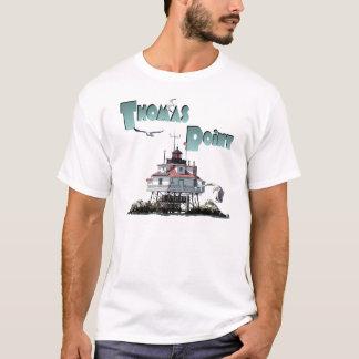 T-shirt Phare de point de Thomas