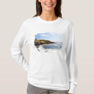 """T-shirt Phare de """"protubérance"""" de Neddick de cap au Maine"""