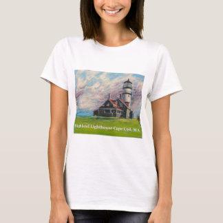 T-shirt Phare des montagnes Cape Cod, mA