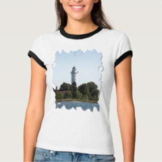 T-shirt Phare d'île de Cana
