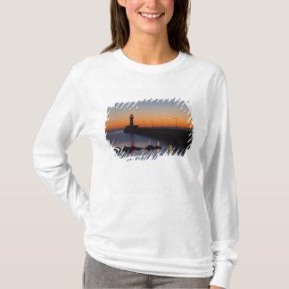 T-shirt Phare du nord de pilier à Duluth, Minnesota,