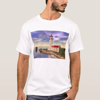 T-shirt Phare principal du nord