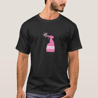 T-shirt Phénomène de nettoyage