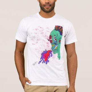 T-shirt Phénomène de vomissement