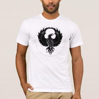 T-shirt pheonix avec dire très bon sur le dos