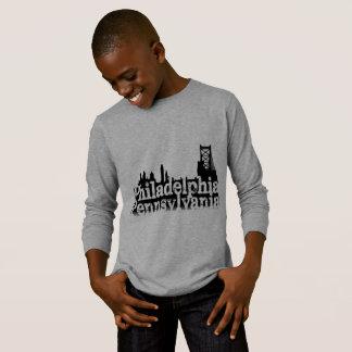 T-shirt Philadelphie T