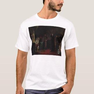 T-shirt Philip métropolitain de Moscou avec le tsar Ivan