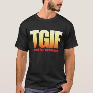 T-shirt Philippin de TGIF