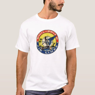 T-shirt Philippine Airlines