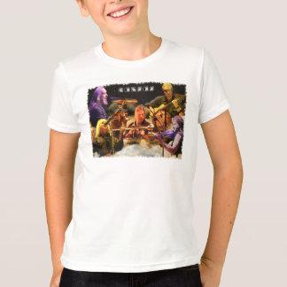 T-shirt Photo de bande du KANSAS (2012)