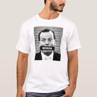 T-shirt Photo de DÉBILE d'Abbott - *WHITE* de chemise