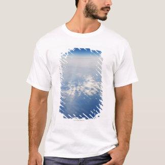 T-shirt Photo de haute altitude de la terre