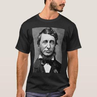 T-shirt Photographie de portrait de Henry David Thoreau
