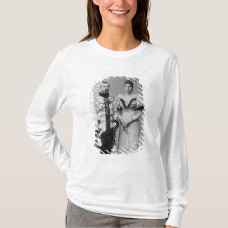 T-shirt Photographie de portrait de tsar Nicholas II