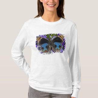 T-shirt Photographie de Sammamish Washington du papillon 9
