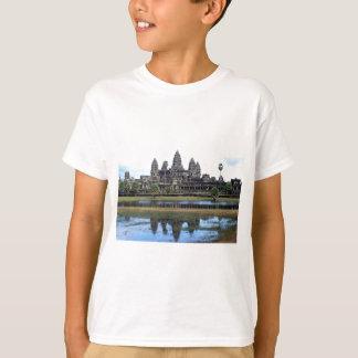 T-shirt Photographie de voyage de temple d'Angkor Vat