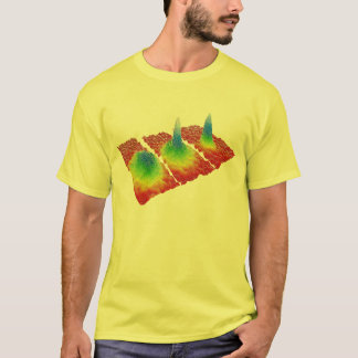 T-shirt Physique d'atome : Condensat de Bose-Einstein