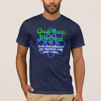 T-shirt Physique de Quantum