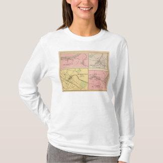 T-shirt Pi Fairfield, île de Presque, caribou