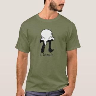 T-shirt Pi un mode de La