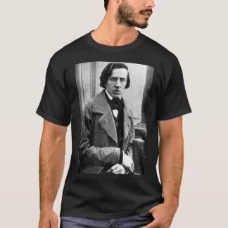 T-shirt Piano de pianiste de Frederic Chopin